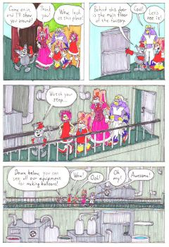 Opossumon and the Balloon Factory Page 2 by EmperorNortonII