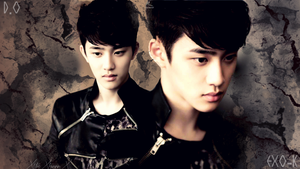 D.O Wallpaper by xTHExFUNNNX