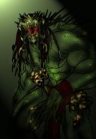 monstruous_pred_by_deadklown by Xeno-Crazy
