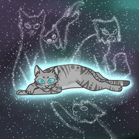Starclan Watch Over You by PuffCats