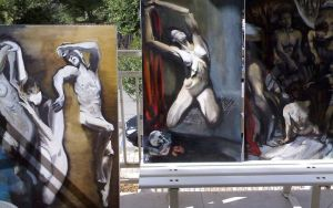 Three works by scifo
