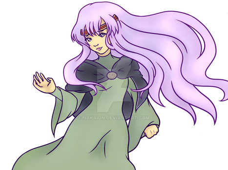 A Simple Julia by Nakaion