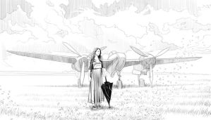 The Wind Rises by Mathurin156