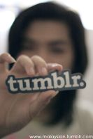 I Love Tumblr by dhiyafaris