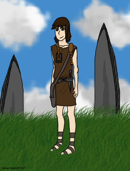 Shepherd boy by TheReptilianGeneral