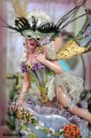 Venetian Mask Fairy by SutherlandArt