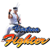 Virtua Fighter Dock Icon by qfunk99