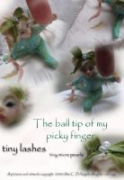 tiny mouse fairy by cdlitestudio
