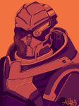 Garrus Vakarian Tumblr Request by ailabee