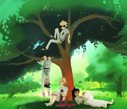 Family Tree by PapersEverywhere