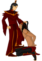 Pleasure or Punishment - ATLA by Sepseriis