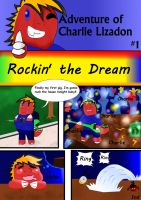 Charlie's Adventure 1 by dfighter