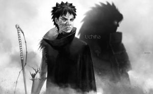 Obito Madara by danjickkk