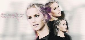 Claire Holt Timeline Cover by SimplyDiamonds