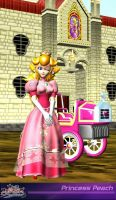 Peach 4 Ever by Shayeragal