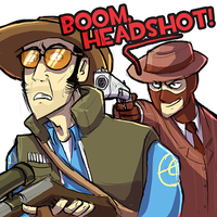 'Boom, Headshot' by JuKii