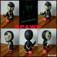 Spawn Chibi by TheFreaKofficial