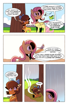 Tales from Ponyville: Chapter 4, Page 6 by Karzahnii