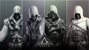 The Assassin's Wallpapper by G1ZMO-DARG0N