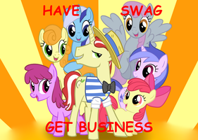 HAVE SWAG GET BITCH-IMEANBUSINESS by Celestialess