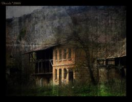 The Old Mill by DeheartedNature