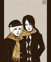 Scarfs time by yuke