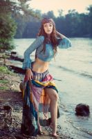 Gypsy Woman by PorcelainCora
