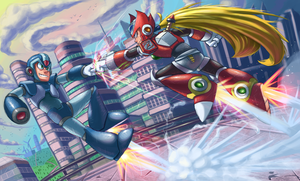 X and Zero by G-3-n-o