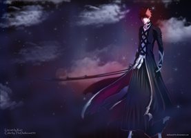Bleach 475 : New Bankai Ichigo by DarkNyash