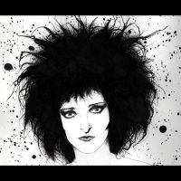Siouxsie by MadSketcher