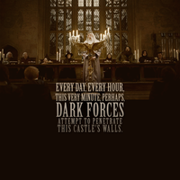Dumbledore's Warning by Sx2