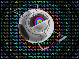 Nyan Core by LordArgonDracoran