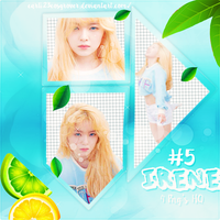 IRENE (RV) PACK PNG by Carli23Cosgrover