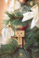 Happy New Year Danbo by Simon120188