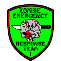 Zombie Emergency Response Team by tat2tiger
