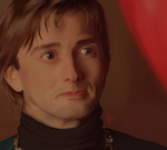 PAINTING - Poor Jack by Girl-on-the-Moon