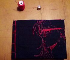 Red - broidery by Bisho-s