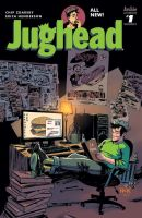Jughead #1 variant cover by RobertHack