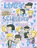 Lucy and Schroeder by Ruler-of-da-dorks