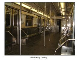 New York City Subway by hh