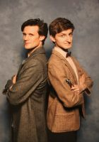 Matt Smith by MBaca42