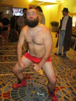 DragonCon '12 - Zangief by vincent-h-nguyen