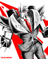 Suit KO by Laserbot