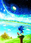 Sonic CD Contest Winner - When You Use Your Mind by ellavega