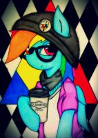 Hipster dash by Kaboderp-sketchy