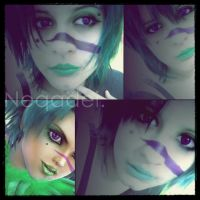 Make up, Tira Soul Calibur 3 by Neqadei