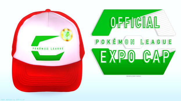 Pokemon Hat Redesign Concept by hi2tai