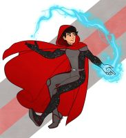 Wiccan by theblamelessflame