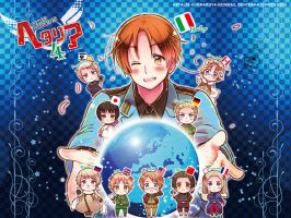 Hetalia Wallpaper -NOT MINE- by MikiAzuma