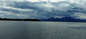 Chiemsee by theWitchofGrich